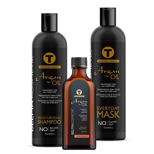 Box Trio Argan Oil de Belma Kosmetik
