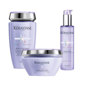 Pack Blond Absolu Ultra-Violet from Kerastase