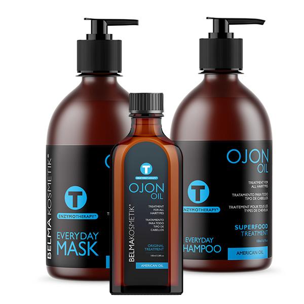 Pack Ojon Oil from Belma Kosmetic