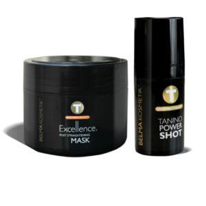 Tanino Power Shot + Excellence Mask from Belma Kosmetik