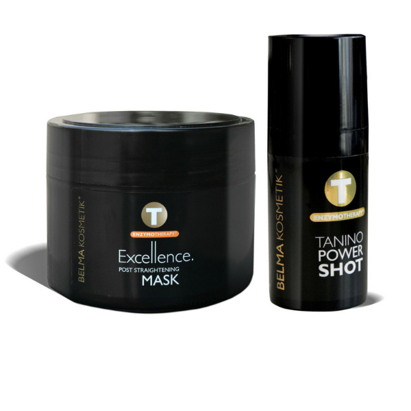 Tanino Power Shot + Excellence Mask de Belma Kosmetik