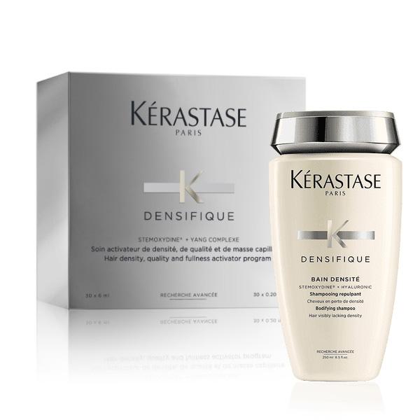 Pack Bain Densité + Cure Densifique Kérastase
