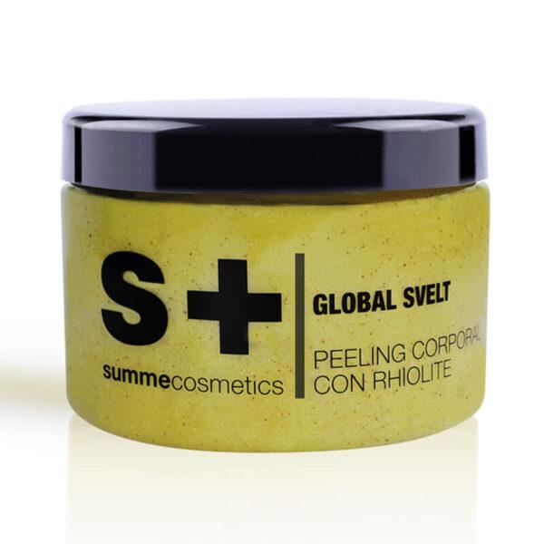 Summecosmetics Global Svelt Body Peel with Rhyolite