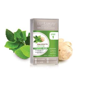 Detox Ginger & Green Tea Morgan Taylor