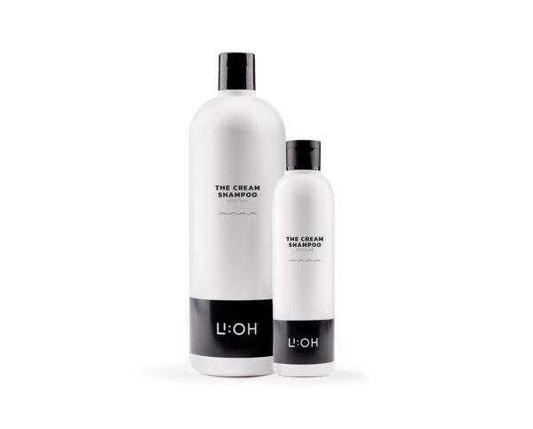 LI:OH Moisture The Cream Shampoo