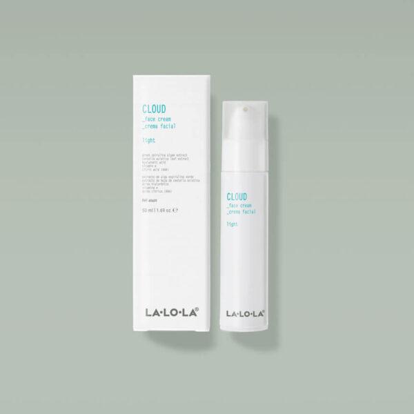 Lalola Cloud Crema Facial Oxigenante Energizante 50 ml.