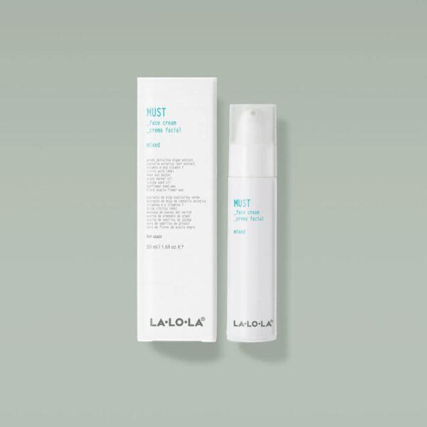 Lalola Must Crema Facial 50 ml.