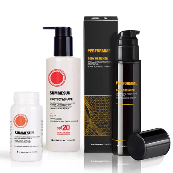 Summecosmetics Pack Body Sunny Remodelling