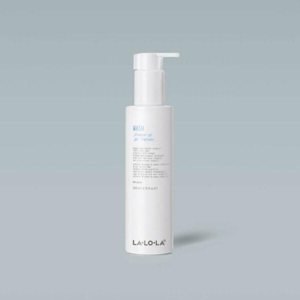 Lalola Wash Gel Limpiador Detoxificante Desestresante 200 ml.