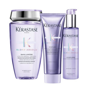 Pack Blond Absolu Cicaflash Lumiere from kerastase